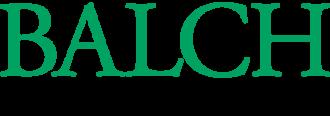 Balch & Bingham LLP. logo